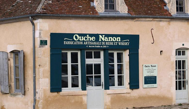 Maison Ouche Nanon