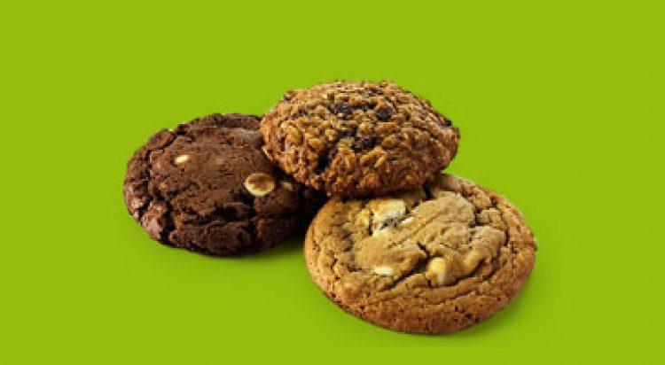 Les cookies de Jéromine