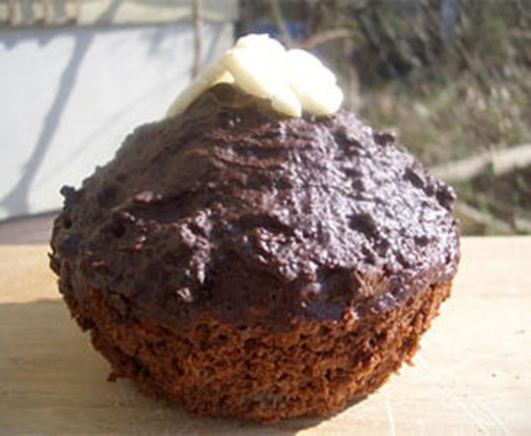 Gâteau courgette – chocolat